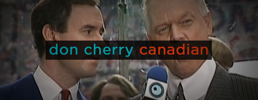 Greatest Canadian: Don Cherry
